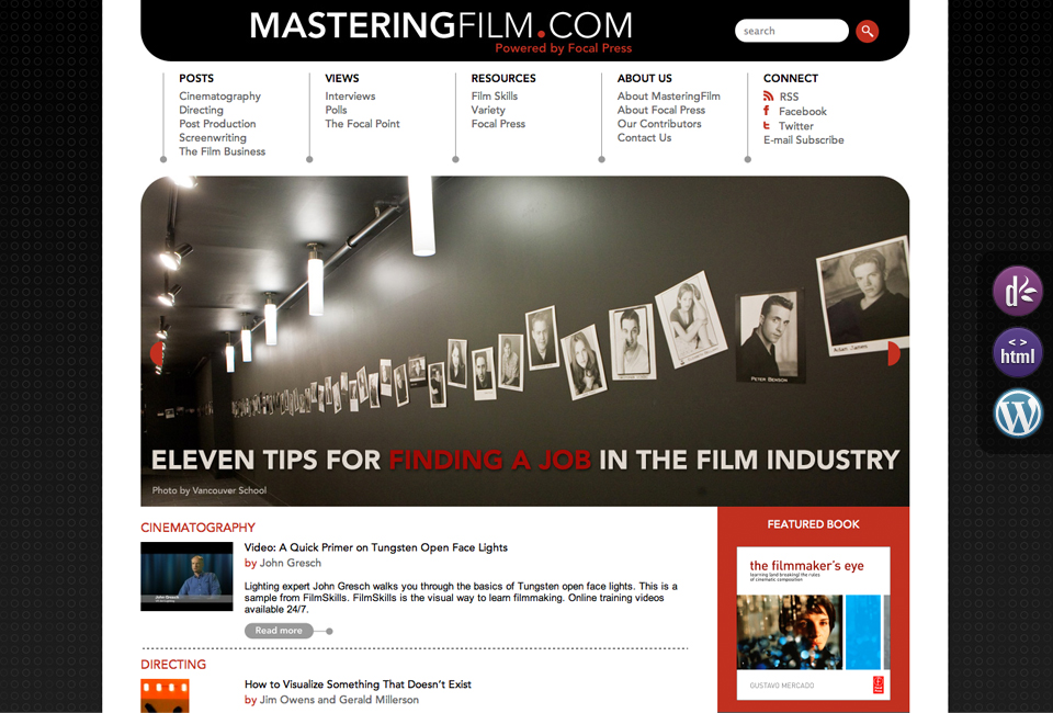 MasteringFilm by Focal Press